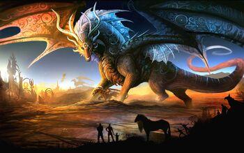 Dragons-fantasy 00390495