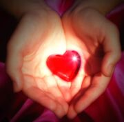 My heart in your hands