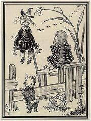 300px-Dorothy and the Scarecrow 1900