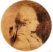 Marquis de Sade portrait