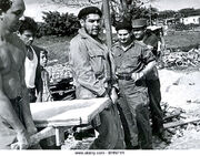 Che at work