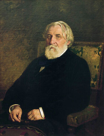File:Turgenev by Repin.jpg