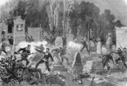 Fighting cemetery