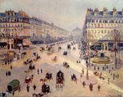 Avenue de l'Opera - Musée des Beaux-Arts Reims