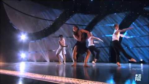 So You Think You Can Dance Season 10 - Meet The Top 20 - Jasmine Harper, Makenzie, Nico, and Tucker-1