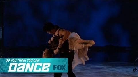 Malece & Marko Top 17 Perform SO YOU THINK YOU CAN DANCE FOX BROADCASTING