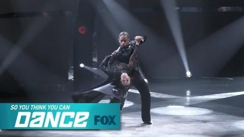 Amy & Fik-Shun Top 17 Perform SO YOU THINK YOU CAN DANCE FOX BROADCASTING