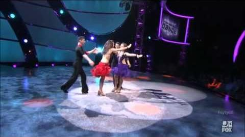 So You Think You Can Dance Season 10 - Meet The Top 20 - Alan, Britany, Jenna and Paul