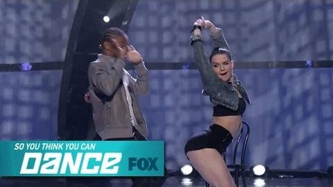 Fik-Shun & Amy Top 6 Perform SO YOU THINK YOU CAN DANCE FOX BROADCASTING-0