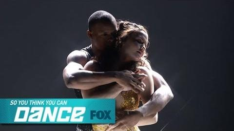 Amy & Brandon Top 10 Perform SO YOU THINK YOU CAN DANCE FOX BROADCASTING