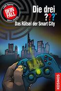 Das rätsel der smart city drei??? dein fall cover