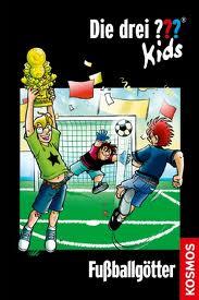 Cover - Fußballgötter