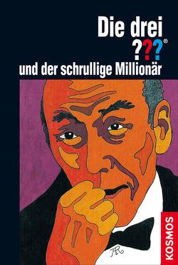 Der schrullige millionär drei??? cover