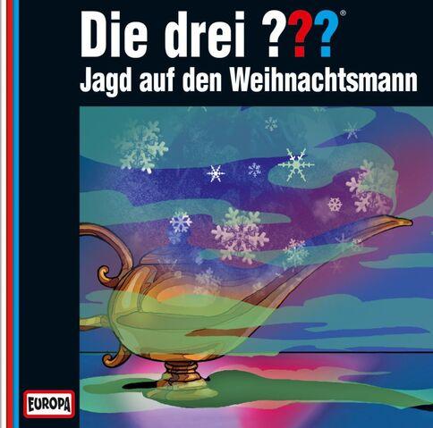 Datei:Cover Jagd auf den Weihnachtsmann.jpg