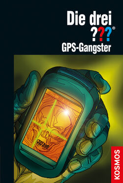 Gps gangster drei??? coverr