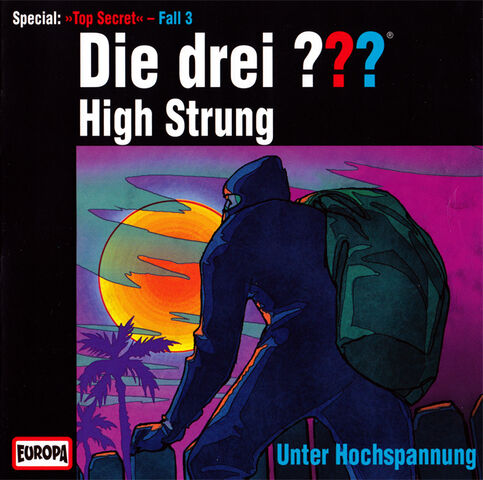 Datei:Cover High Strung HSP.jpg
