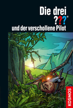 Der verschollene pilot drei??? cover.jpg