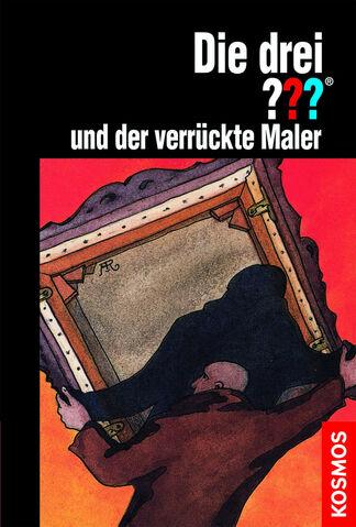 Datei:Der verrückte maler drei ??? cover.jpg