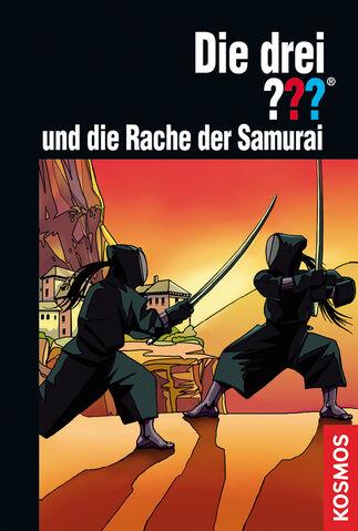 Datei:Die rache der samurai drei ??? cover.jpg