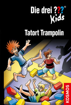 Tatort trampolin drei??? kids cover