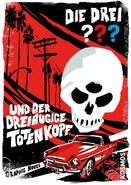 Dreiäugige totenkopf graphic novel