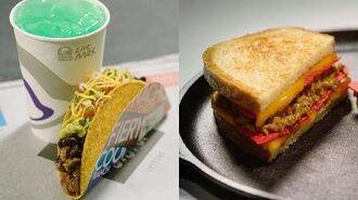 "Doritos Locos Tacos Hacks – Taco Bell's ""For Here or To Go"""