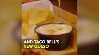 Taco Bell's Steakhouse Burrito & Nachos