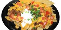 Steak or Chicken Nachos BellGrande