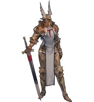 Dragoon Male