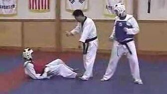 TKD referee basics