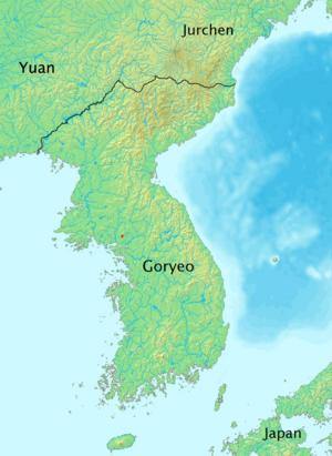 History of Korea-1374
