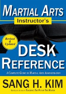Kim MartialArtInstructorsBook