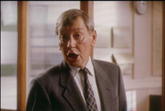 Mark McManus as DCI Jim Taggart in Gingerbread