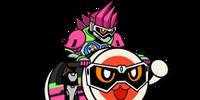 Kamen Rider Ex-Aid (Costume)