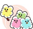 Cotton Candy Quadruplets
