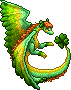 Tadh dragon female