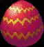 Stripe egg 6