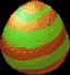 Stripe egg 3