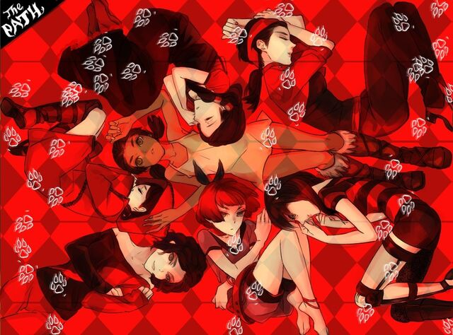 File:Red Girls (Fan Art, User Picture, Night Vision, 1).jpg