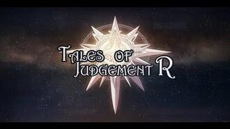 Tales of Judgement R Mage - Artes Showcasing (Version 1.0.21)