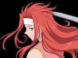 (Elegant Swordsman) Zelos (Face)