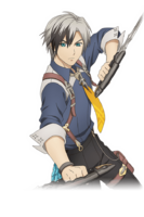 (Unleasher of Salvos) Ludger