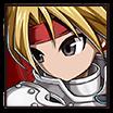 (Sword Master) Cress (Icon)