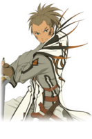 (Knight Commandant) Van