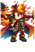 (Fire King) Vargas
