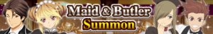 Maid & Butler Summon (Banner)