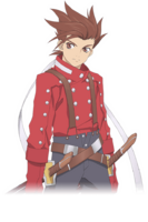 (Twin-Sword Warrior) Lloyd