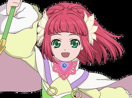 (High Priestess) Rubia (Face)