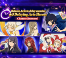 Delaying Arte Collection Summon