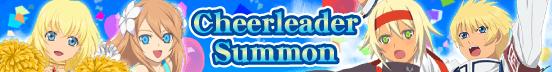 Cheerleader Summon (Banner)